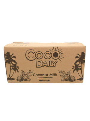 Organic Coconut Milk 18% Fat - Carton of 1L*12