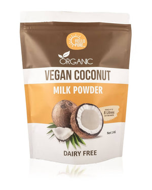 Organic Vegan Coconut Milk Powder 1kg