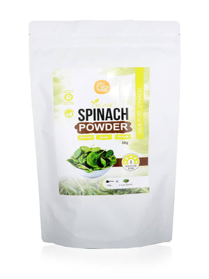 Spinach Powder Organic - 1kg