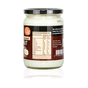 Organic Purified Coconut Oil  RBD - 500ML