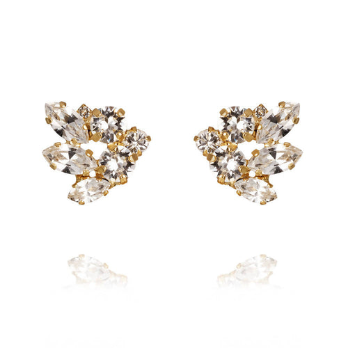 Cora Ear Cuffs Crystal Swarovski
