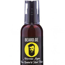 Load image into Gallery viewer, Beard, Hair and Face Wash - Tobacco & Patchouli Scent