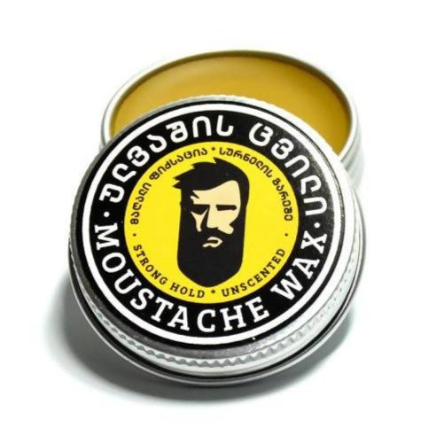Mustache Wax - Unscented