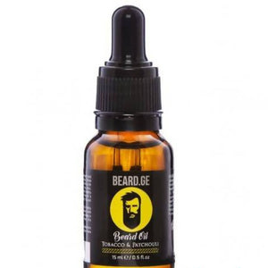 Beard Oil – Tobacco & Patchouli