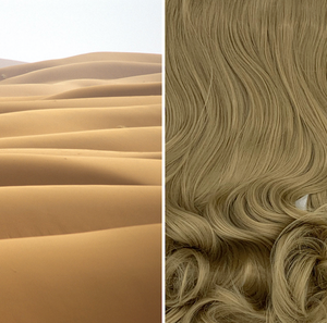 LOXX Classic Curly - Desert Sand