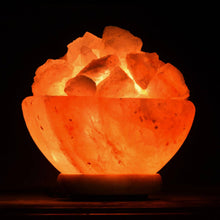 Load image into Gallery viewer, HST's Firebowl Himalayan Salt Lamp