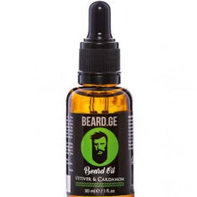 Load image into Gallery viewer, Beard Oil – Vetiver & Cardamom