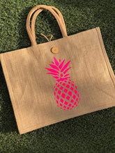 Load image into Gallery viewer, The Eco Shopper Bag - Pineapple