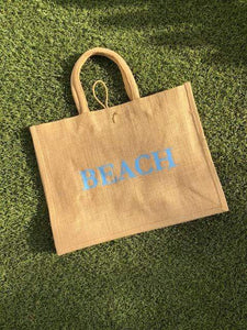 The Eco Shopper Bag - BEACH