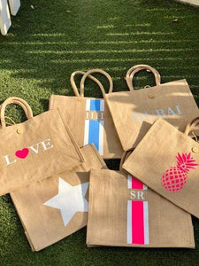 The Eco Shopper Bag - Personalised