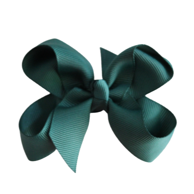 Medium Bows - Irish Green