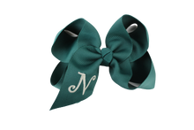 Load image into Gallery viewer, Monogrammed Bows A - L