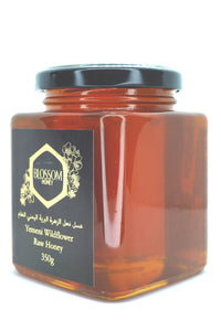 Yemeni Wildflowers Raw Honey