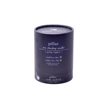 Load image into Gallery viewer, Pint of Mint Pillar Candle