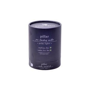 Pint of Mint Pillar Candle