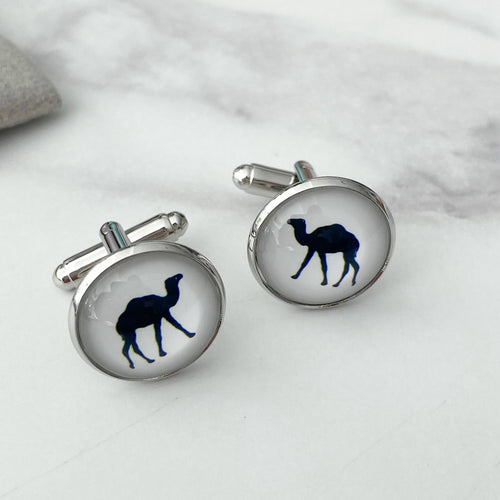 Camel Cufflinks - Other Colours