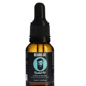 Beard Oil - Laurel & Incense