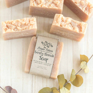 Barely Blemish Soap - Bacuri, Shea & Coconut Butters