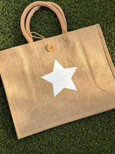 Load image into Gallery viewer, The Eco Shopper Bag - Small Star