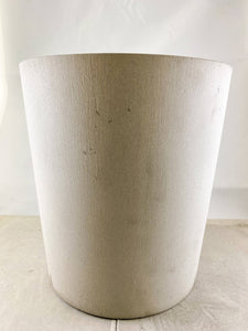 Cement Planter Tapered Shape