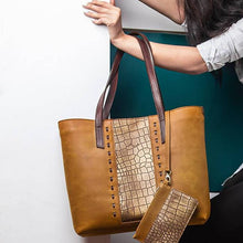 Load image into Gallery viewer, Walnut MARJAN Tote Bag