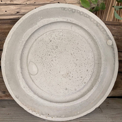 Cement Tray/Saucer XL