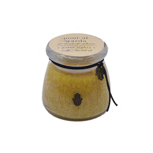 Nour Al Warda Glass Jar Candle