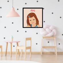 Load image into Gallery viewer, Oversize Framed Portrait (PERSONALISED)