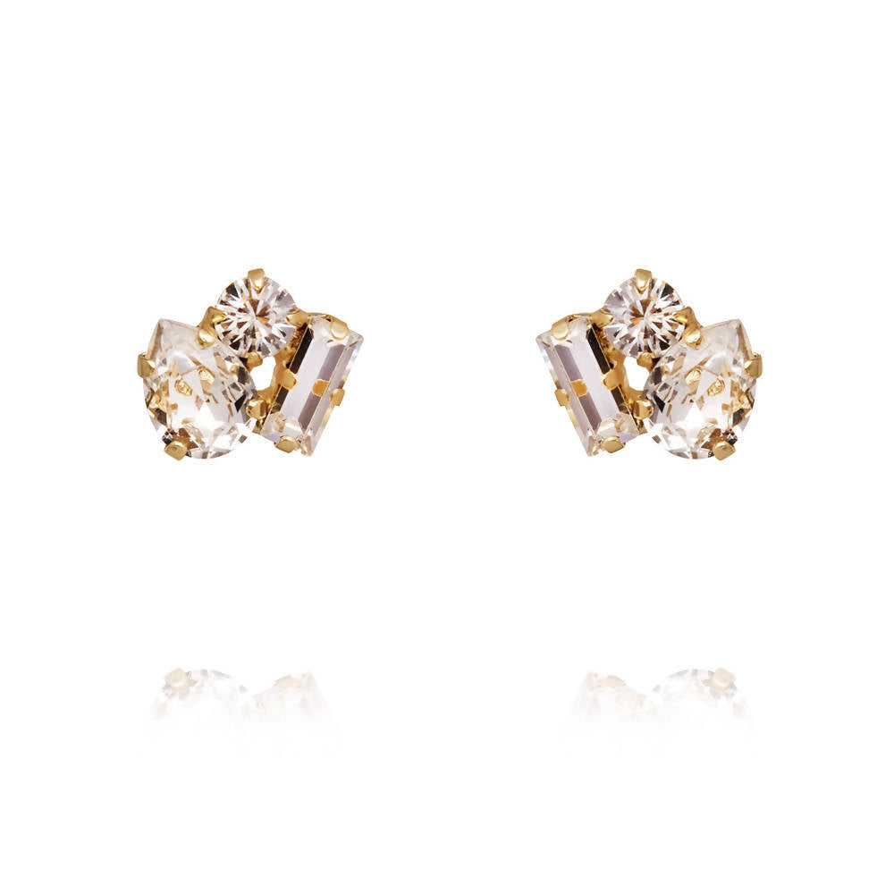 Isa Earrings Crystal Swarovski