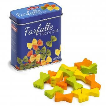 Erzi Farfalle in a Tin