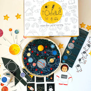 SOLR SYSTEM EDUCATIONAL BOX (Ages 2 to 6 years)