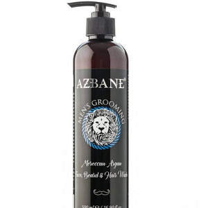 Beard, Hair and Face Wash (500ml)