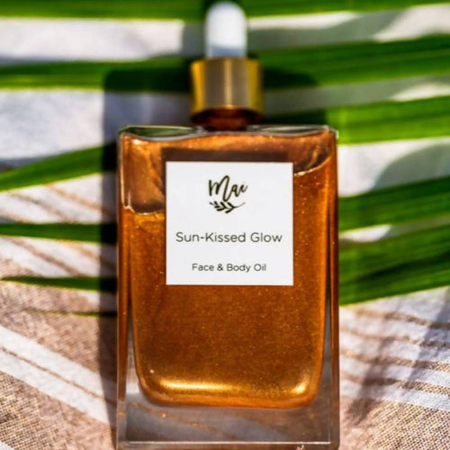 Sun-kissed Glow Face & Body Oil