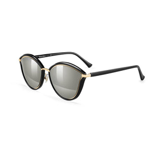 Helen Keller Sunglasses Women's Cateye Shape Sunglasses H8709N01R