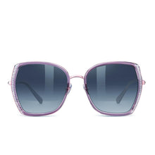 Load image into Gallery viewer, Helen Keller Sunglasses Women's Hexagonal Shape Sunglasses H8830N11R