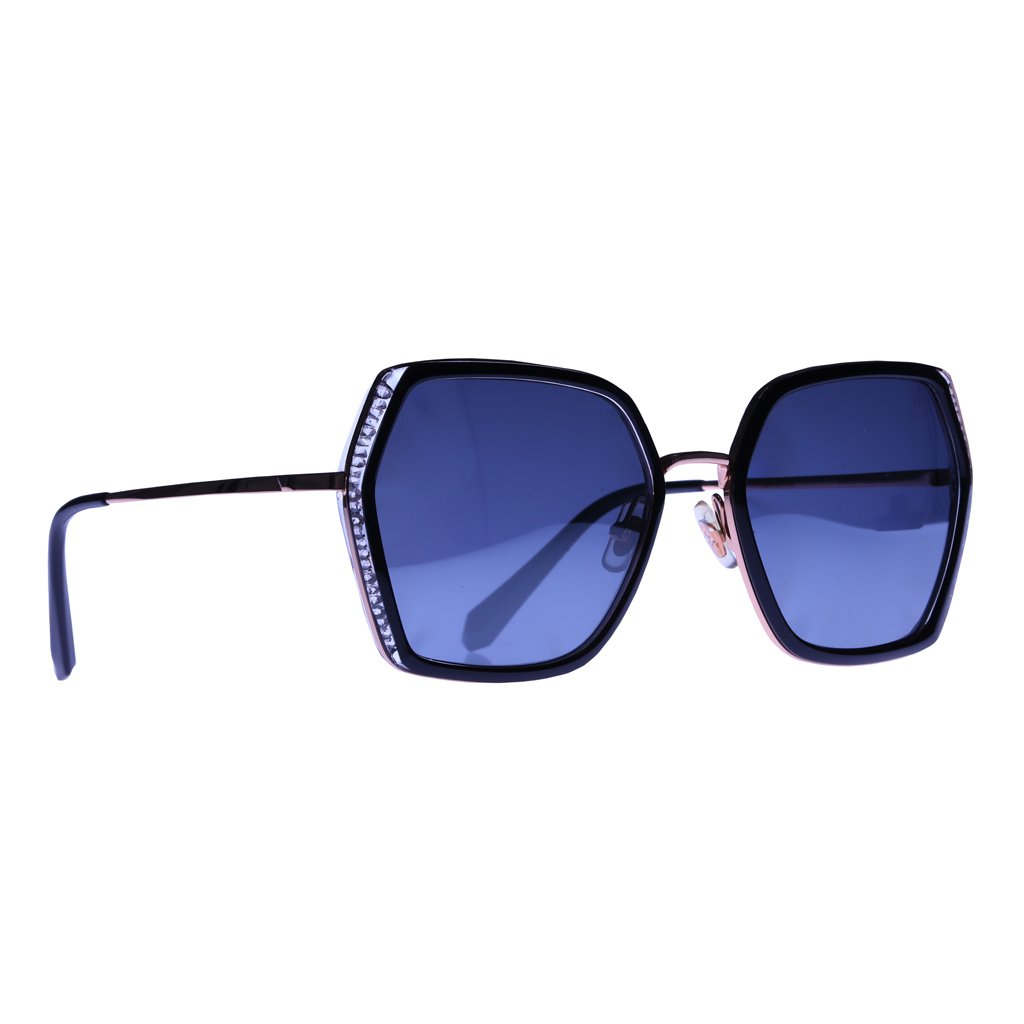 Helen Keller Sunglasses Women's Square Shape Sunglasses H8832N10R