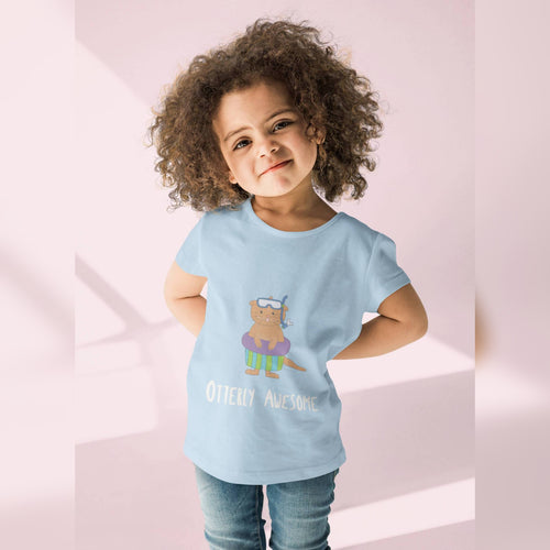 Otterly Awesome Kids Tee