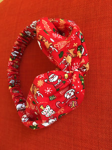Christmas Twist Headband - Choose your fave!