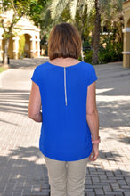 Load image into Gallery viewer, Classic T top - Electric Blue
