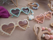 Load image into Gallery viewer, Kylee Heart Shaped Sunglasses