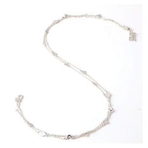 Sabyavi Body Jewellery Silver Wrap Around Chain Sterling Silver