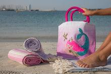 Load image into Gallery viewer, Mermaid Sequins Tote