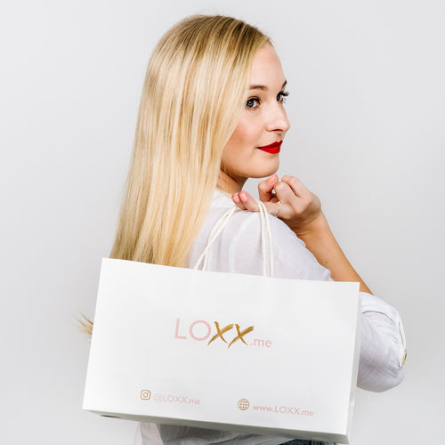 LOXX Classic Straight - Gold Souk