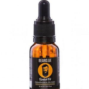 Beard Oil – Cedar wood & Nutmeg