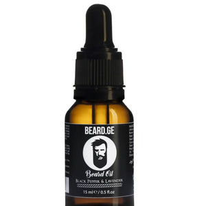 Beard Oil – Black Pepper & Lavender