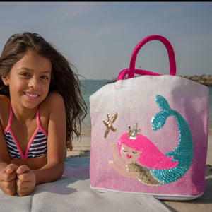 Mermaid Sequins Tote