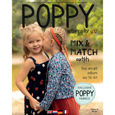 RIVISTA POPPY DESIGN - num.16