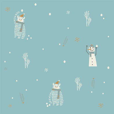 WATERPROOF YETI & SNOWMAN
