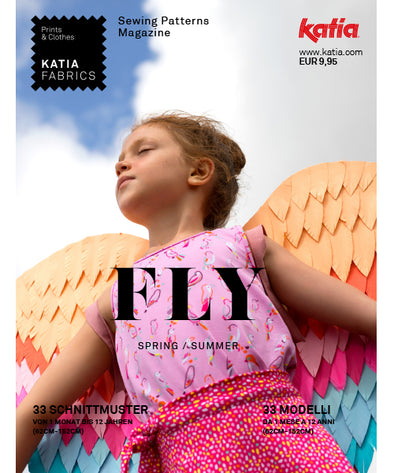 RIVISTA FLY CARTAMODELLI - KATIA FABRIC