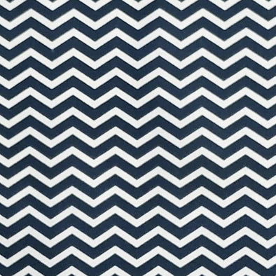 COTONE BASIC CHEVRON BLU